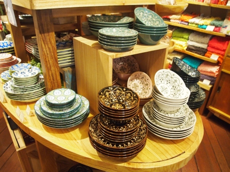 ceramics in Amina