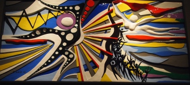 work by Tarō Okamoto