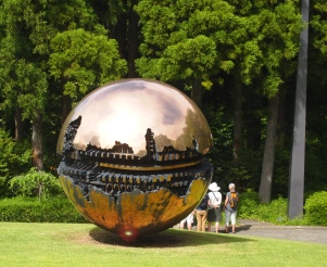 orb sculpture