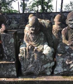 500 Statues of Rakan