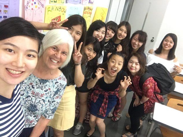 My I class girls