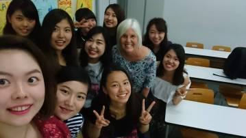 I class girls