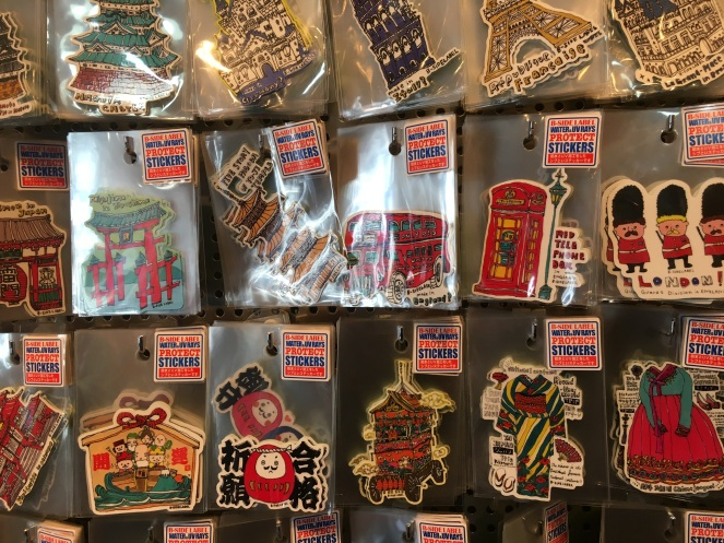 Tokyo stickers for sale