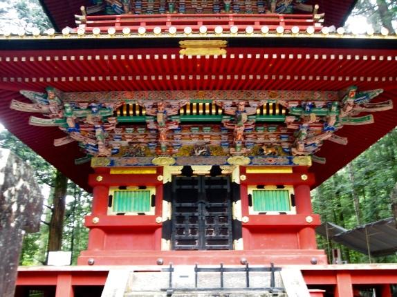 Gojunoto (Five-Story Pagoda)