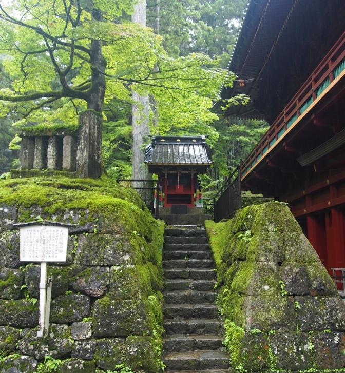 Rinnoji Temple surrounds