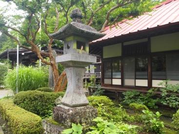 lantern at Jokoji Temple