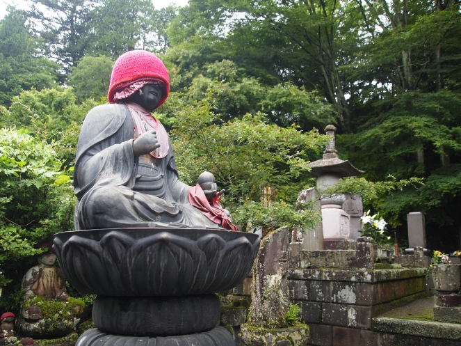 figure at Jokoji Temple
