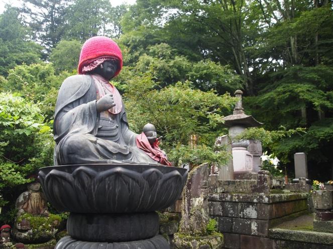 figure at Jokoji Temple