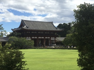 Todai-ji grounds