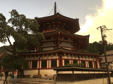 pagoda in Koyasan