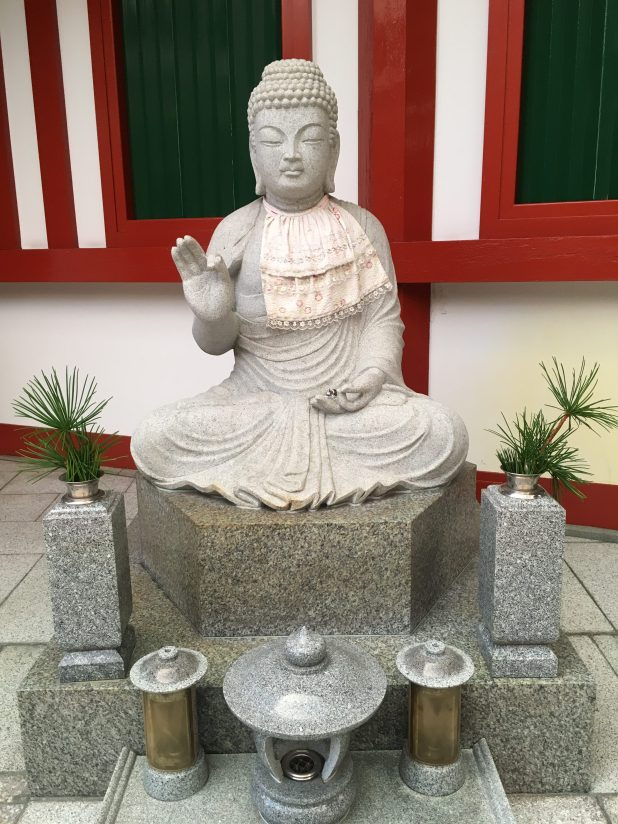 holy figure