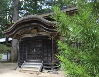 Koya-maki at Kongobuji Temple