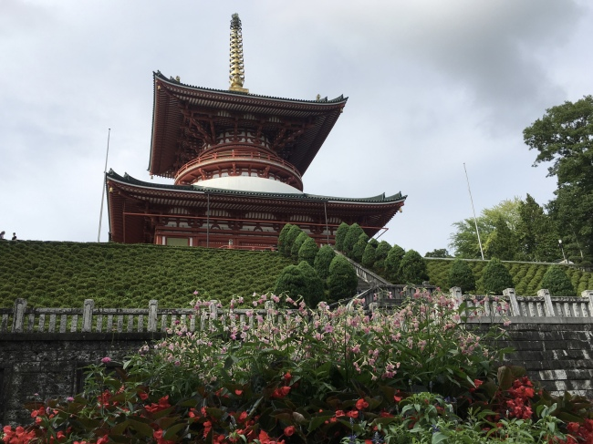 The Great Pagoda of Peace